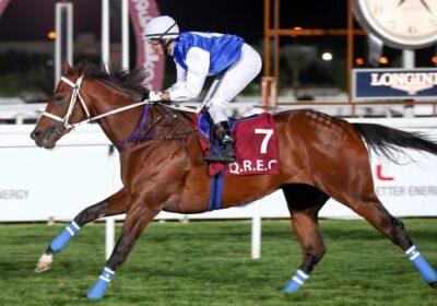 Gerrards Quest Goes Close in Qatar Derby