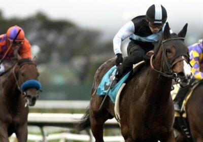 Multiplex daughter Lady Valeur wins in California