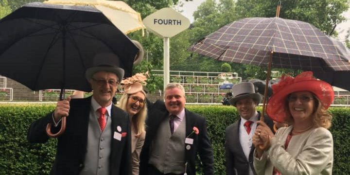 Great Performance at Royal Ascot!