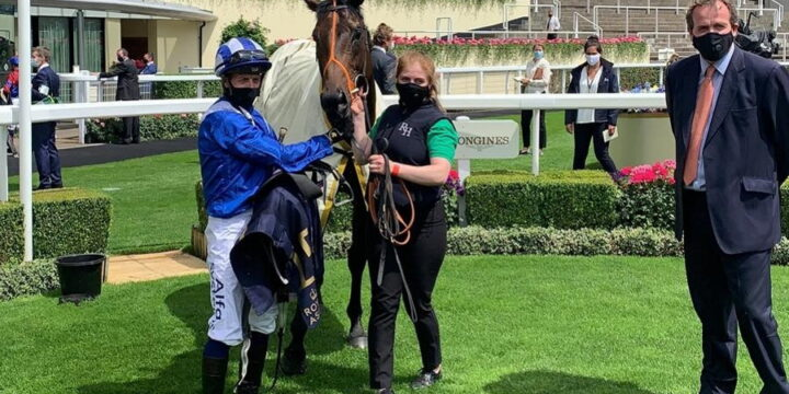ROYAL ASCOT Winner for HEERAAT